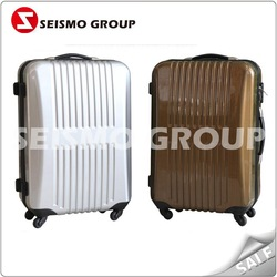 animal print luggage eminent abs trolley luggage