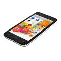 wifi gps bluetooth de los teléfonos baratos 3g inteligente teléfono caliente vela de 3g móviles wcdma mtk6572 de doble núcleo de teléfono inteligente