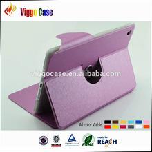 Stand cover for ipad mini, Pu leather Ultra slim cover for ipad mini 2, tablet case 8 inch cover for ipad