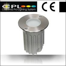 Sysmmetrical Round in ground led lights 12v