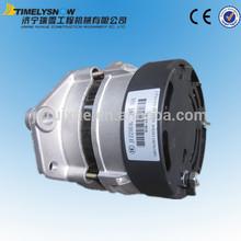 sinotruk parts engine generator JFZ2405,howo shacman parts diesel alternator