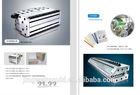 waterproof aluminum decking,flow drill,threaded spacers t-die
