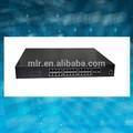 Pieno 24 porte gigabit switch di rete gestiti/switch poe