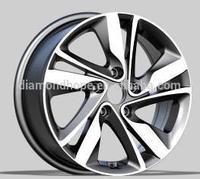 Sport design Aluminium wheel rim/hub/tyre 16 inch (ZW-P813)