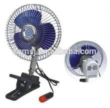 solar fan car
