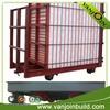 Vertical eps concrete wall panel mould for sandwich panel production line