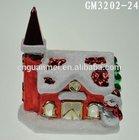 Christmas Decoration Miniature Snow House