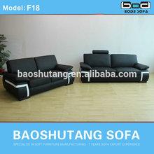 Home furniture modern designs sectional sofa F18