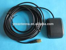 Manufacturer Supply 28dBi Antenna 3M Adhesive Mounting GPS Antenna Car 1575.42MHz GPS Antenna With 3M Sticker