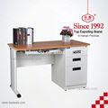 knocked abajo la estructura de acero de mobiliario de oficina y de gran tamaño mini de escritorio de oficina