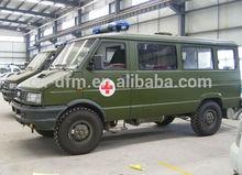 NJ2044GCFP IVECO Ambulance 4x4 ambulance vehicle