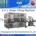 Automático máquina embotelladora de agua de China