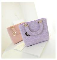 HFRX295 2014 china summer fashion high quality lace women's bag