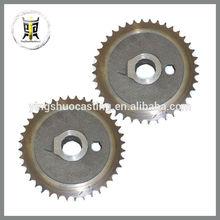 cast iron sprocket wheel