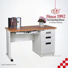 2014 Luoyang Huadu office desk height adjustable cherry wood office desk,China Top Brand
