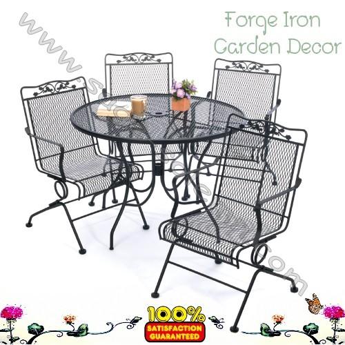 Promotional White Wrought Iron Patio Furniture Buy White Wrought Iron Patio