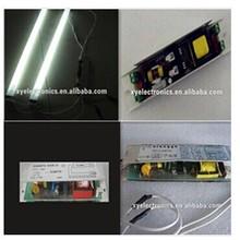 Factory price LED for fluorescent lamp 12V/24V 32w electronic ballast for fluorescent lamp