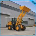 630b, cargador de la rueda, granja jardín tractor con cargador frontal y retroexcavadora