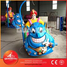 New design and professional factory ocean walking outdoor amusement park ride sale