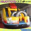 inflatable fire truck slide/metal water slide/hill slides for sale