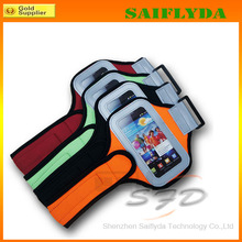 New Design Captain Armband for Samsung s3 s4 s5 for iPhone 4 5 5c , sport armband