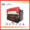 AWADA cnc hydraulic bending machine price , manual sheet bending press brake machine