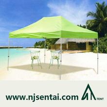 NANJING hexagon aluminum gazebos/ royal tent/beach tent pop up