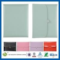 Small MOQ customize order color case for ipad mini pu flip cover