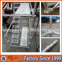 High Grade Steel Galvanized Ring Lock Scaffolding System