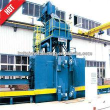 Steel Rebar Sandblasting Automatic