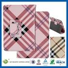 Hot sale sublimation pu+pc cover for ipad mini