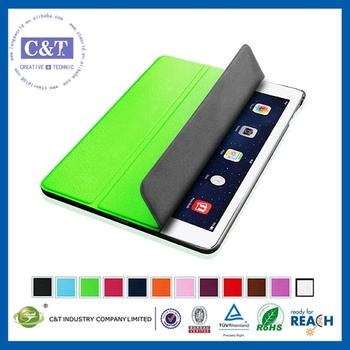 Newest Custom Desigh high quality pu for ipad mini case