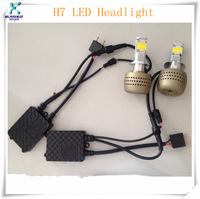 with silver housing u5 motorcycle headlight