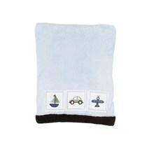 tessuto di maglia di cotone coperta patchwork bambino