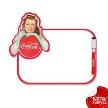 Custom erasable message color printing paper fridge magnet board