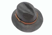 Fashion Fedora black hat