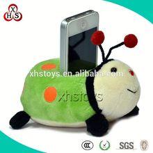 Cute Plush Animal Decorative Cell Phone Holder Wholesale