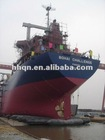 Chinese ship launching/lifting inflatable marine airbags