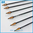 three brades bow and arrow sharp hunting broadheads for sale