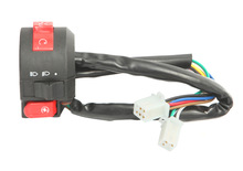 switch , Electric Start button