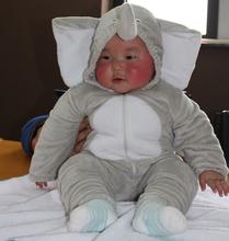 wholesale print cute stuffed kids animal clothes