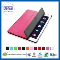 Superior quality universal sublimation smart flip case for ipad mini