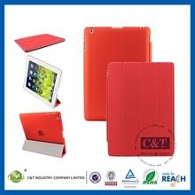 2014 popular cheap phone covers custom for ipad mini elegant flip case