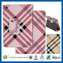 cute cartoon 3d mobile phone case for mini ipad flip pu leather case