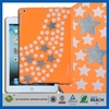 The Shiny pu leather case for mini ipad leather case