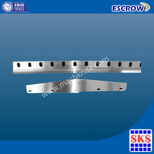 Packaging Industry Straight Cutting Blade/Knife