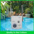 الألياف الزجاجية مسبح الأطفال pk8020 pipeless/ آلة الماء السباحة