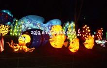 New design! Lantern sea animal/fish lantern for decoration theme park/Lantern for sale