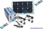 5W solar home system