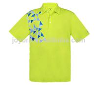 Custom sublimated print dry-fit shirt